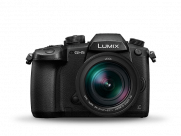 Aparat Panasonic GH5 + 12-60 f/2.8-4 (DC-GH5LEG-K) + DMW-SFU1GU ACTIVA KEY V-LOG do 30.11.2019