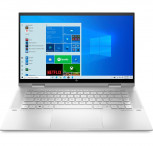 """Laptop HP Envy x360 15-es0019nw 4L1V1EA 15,6"""" dotykowy / i7-1165G7 / 16 GB / 512 GB SSD / Windows 10 Home / Natural Silver"""