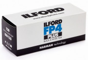 Film Ilford FP4 Plus 125 (120)