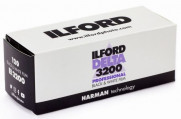 Film Ilford Delta 3200 Professional (120)