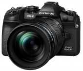 Olympus OM-D E-M1 Mark III + 12-100 mm f/4 IS Pro czarny