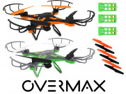 Dron OVERMAX X-Bee 3.1 Plus Wi-Fi gray/green - RABAT 30PLN - 1.06.2018 - 3.06.2018