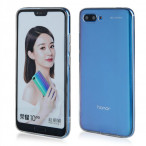 "Etui ""CLEAR"" HUAWEI HONOR 10 (back case)"