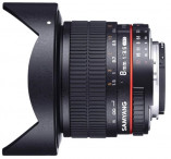 Samyang 8 mm f/3.5 UMC Fish-Eye CS II / Nikon