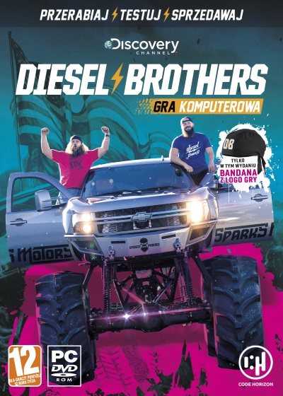 Gra PC Discovery: Diesel Brothers