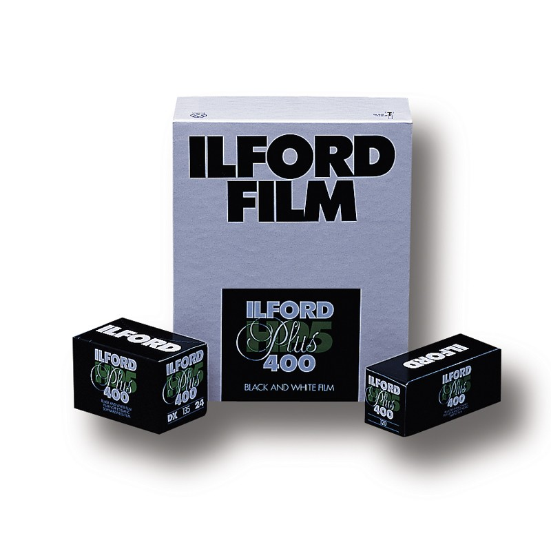 Film Ilford B&W HP5+ 135/36 ISO 400