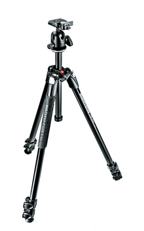 Statyw Manfrotto MK290DUA3-BH