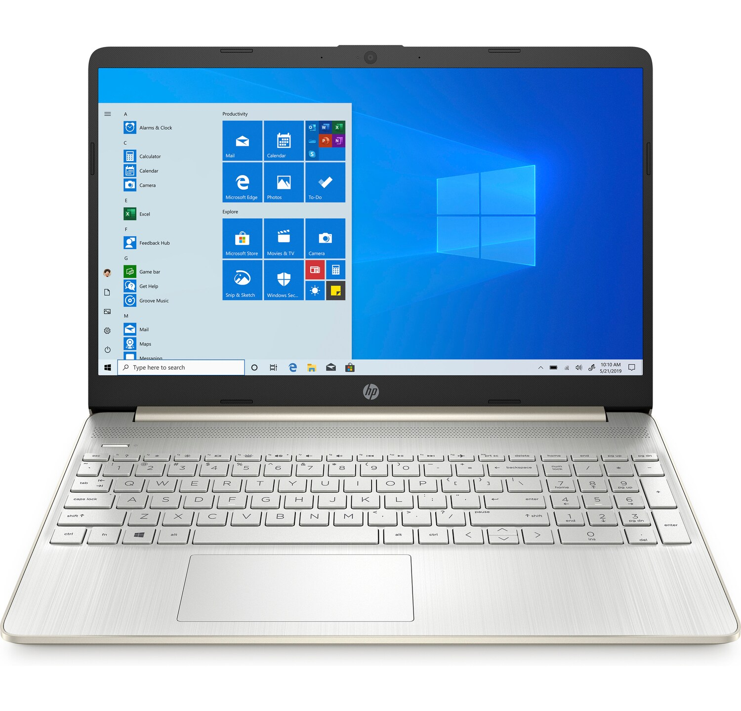 "Laptop HP 15s-fq2005nw 2M0S2EA 15,6"" / i5-1135G7 / 8 GB / 512 GB SSD / Windows 10 Home / Silver"