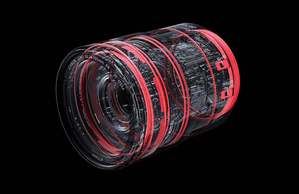 Canon EOS RP RF 24-105mm f/4L IS USM